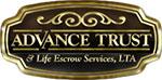 Advance Trust & Life Escrow Services, LTA (ATLES) logo